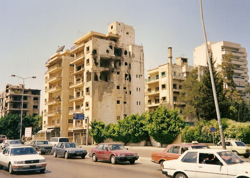 Beyrouth 1998